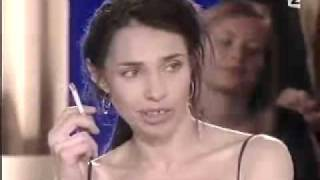 Béatrice Dalle Cannes 2002 Interview