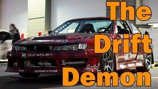 "TJ Fry releases ""The Drift Demon"""