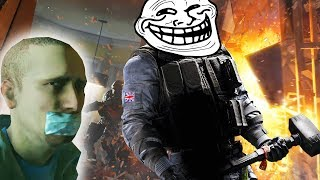 Rainbow Six Siege - Trolling Montage! (Funny Moments Compilation))