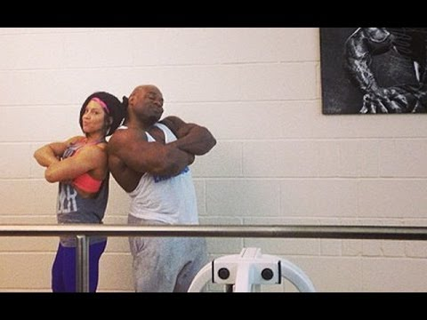 Greene - Training with Kai Greene, travel footage,and outtakes, all from our trip to Body Power Expo in England 2014 Music: Rob Bailey & the Hustle Standard https://w...