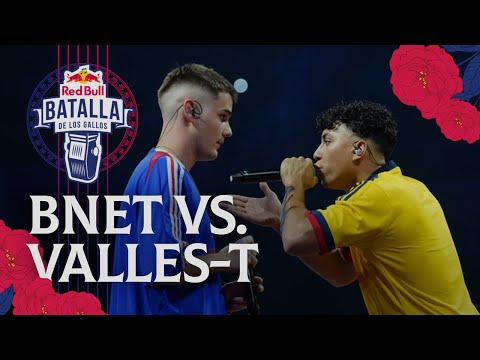 BNET vs VALLES-T - Final | Red Bull Internacional 2019