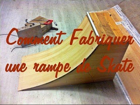 Comment construire une mini rampe de skate la r ponse est sur - Comment installer une rampe ...