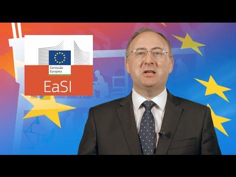 Minuto Europeu nº 18 - Programa para o Emprego e Inovação Social