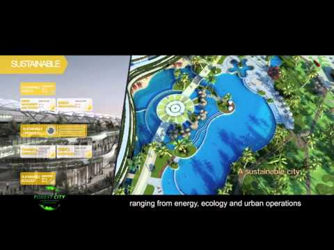 Forest City Iskandar Malaysia- Setting A Precedence For Future Cities In The World.