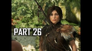 Shadow of the Tomb Raider Walkthrough Part 26 - Treasure Hunt (Let's Play Gameplay Commentary)