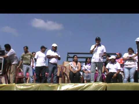 San Martin Jilotepeque, Inicio de Campeonato de Futbol 2012