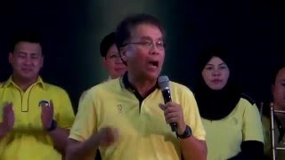 Journey to Malacañang not easy, Roxas tells supporters