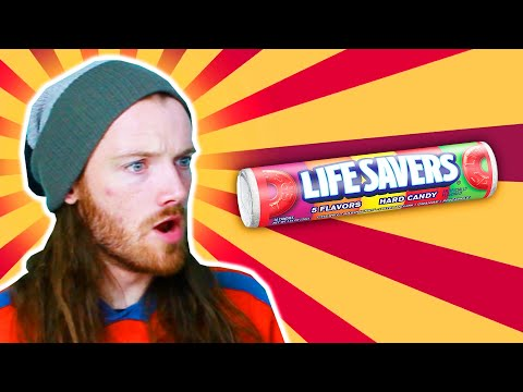 Irish People Try American Lifesavers
