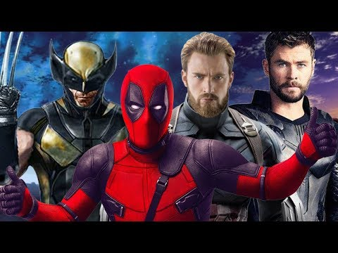 X-MEN & DEADPOOL TO BE AVENGERS?! A Whole New MCU
