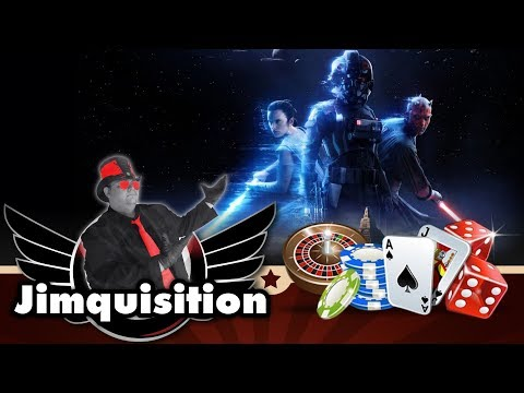 EA And Battlefront II Really Fucked This Up (The Jimquisition) (видео)