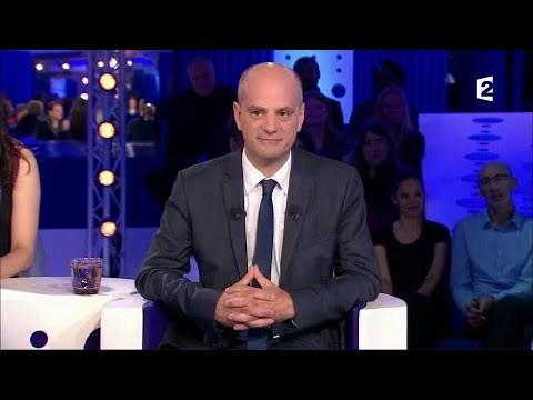 Jean-Michel Blanquer - On n'est pas couché 2 septembre 2017 #ONPC