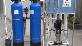 Industrial RO Plant - YouTube