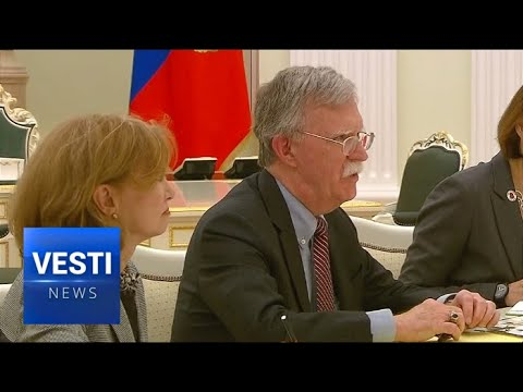 VESTI Report: Is Nuclear Deal Still on the Table? Bolton and Putin Meeting!