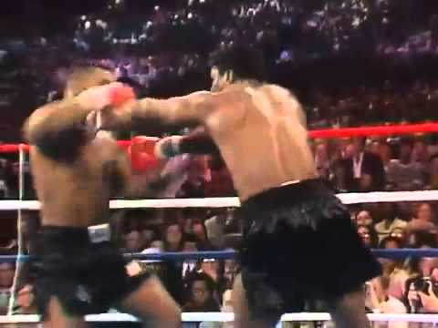 Quyen anh the gioi MIKE TYSON first title fight