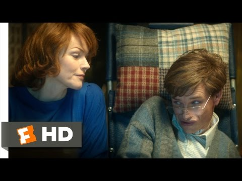 The Theory of Everything (7/10) Movie CLIP - Welcome to the Future (2014) HD