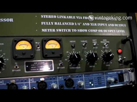 JDK R22 Compressor | Vintage King Audio