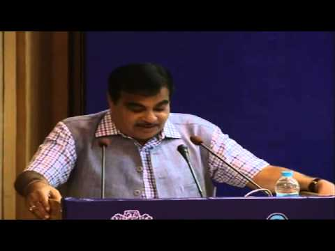 Shri Nitin Gadkari addresses State Transport Ministers Conference: 28.10.2014