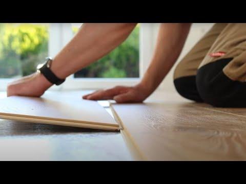 Parador Laminate Flooring installation