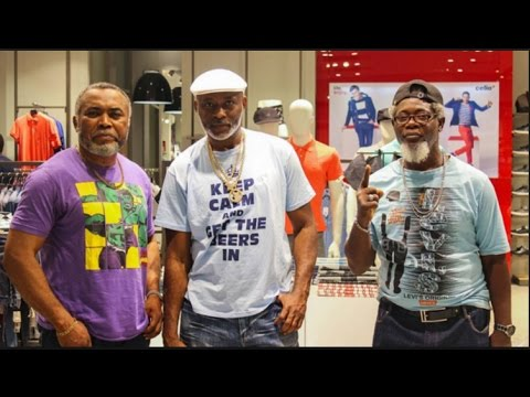 "RMD,  MONALISA CHINDA, LANCELOT IMASUEN AT MOVIE PREMIERE, ""THREE WISE MEN"" PRODUCED BY OPA WILLIAMS"