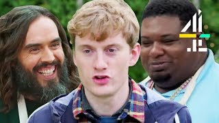 Video FUNNIEST Bits from Celeb Bake Off Series 2 with James Acaster, Big Narstie & More! MP3, 3GP, MP4, WEBM, AVI, FLV Agustus 2019