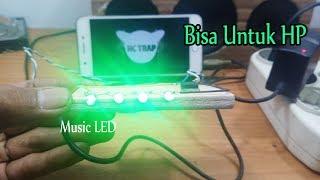 Video Cara Membuat Music LED Light Box, Lampu Mengikuti Irama Musik MP3, 3GP, MP4, WEBM, AVI, FLV September 2018
