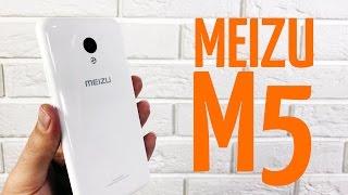 Обзор Meizu M5
