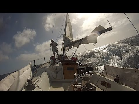 Singlehanded Sailing LA to Hawaii and Return