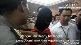 Video Begini Pengakuan Denny Mengapa Anaknya Disodomi MP3, 3GP, MP4, WEBM, AVI, FLV Mei 2017