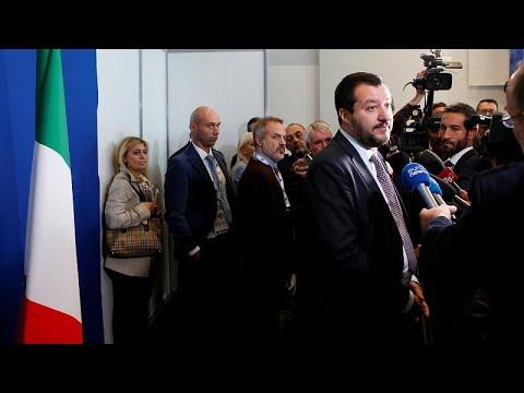 Italiens Innenminister Salvini sieht beim G6-Innenmin ...