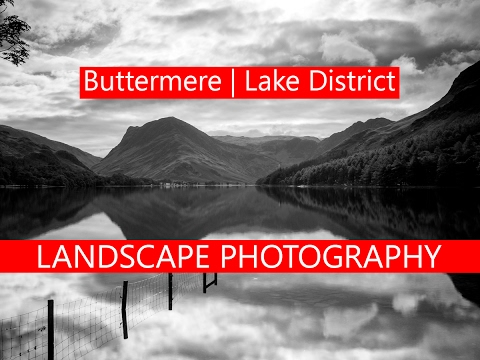 Black & White Landscape Photography | Lake District