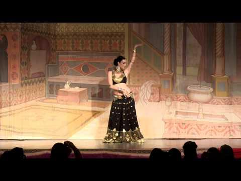 Colleena Shakti at Tribal Fest 14 (видео)