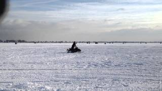 10. Ski doo mach z 1000..... Skis are overrated