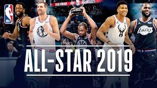 2019 NBA All Star Weekend All-Access by NBA