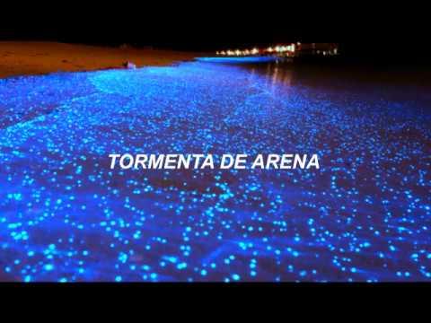 La Tormenta De Arena - Dorian (letra)