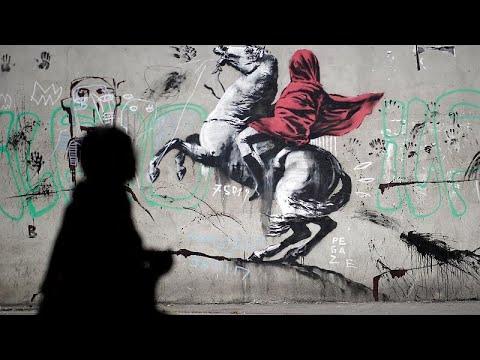 Ο Banksy ξαναχτυπά… στο Παρίσι