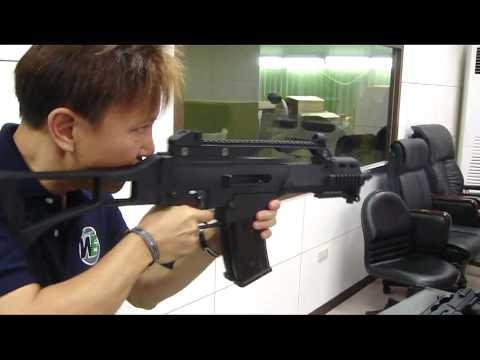 0 Штурмовая винтовка WE G39C