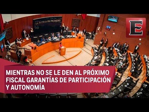 """""""No habrá elección si no se le da garantías de autonomía"""": PAN"""