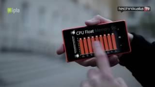Lumia 735- test smartfona