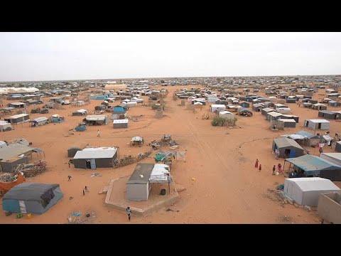 Αποστολή euronews: Η προσφυγική κρίση στη Μαυριτανία