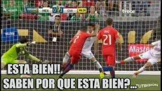 Video Chile 7 Mexico 0 | Relato Mexicano (Christian Martinoli) MP3, 3GP, MP4, WEBM, AVI, FLV April 2019