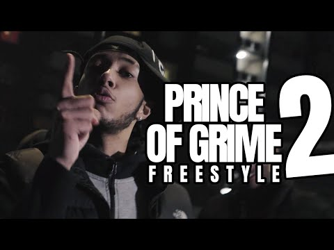 Yizzy - Prince Of Grime 2 (Freestyle)