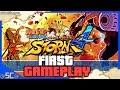 ●NARUTO STORM 4 | 1st Teaser Gameplay Analysis - Madara VS Hashirama (Boss Battle)●