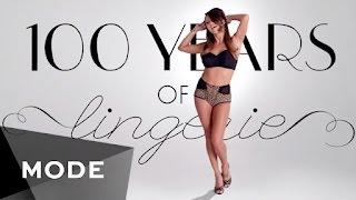 Mode: l'évolution de la lingerie féminine depuis 100 ans