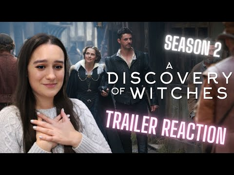 Let's watch the Discovery of Witches Season Two Trailer and DISCUSS | thatfictionlife