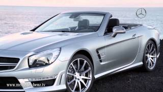 Mercedes-Benz.tv: The new SL 63 AMG