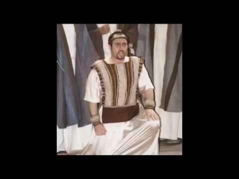 Ismaele in Nabucco