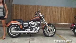 5. New 2014 Harley Davidson Dyna Low Rider Motorcycles for sale