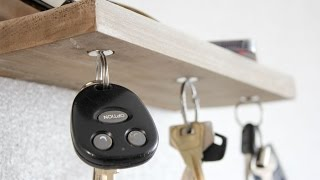 In this video you will learn how to make a magnetic key holder.Magnet: https://goo.gl/nsyuLwSubscribe here : https://goo.gl/oTs4VkTwitter : https://twitter.com/ilovetechsGoogle Plus : http://goo.gl/mjqD5pFacebook : http://goo.gl/1v98P5Instagram : https://instagram.com/i_love_techRecent Uploads :-http://goo.gl/3AveHW