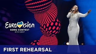 Claudia Faniello will represent Malta at the 2017 Eurovision Song Contest in Kyiv with the song Breathlessly