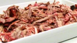Hickory Smoked Pulled Pork BBQ Recipe